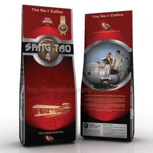 Cà phê Sáng tạo 4 Trung Nguyên - 340 gram