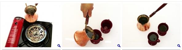 cách pha cafe thổ nhĩ kỳ, Bí Quyết Pha Cà Phê Theo Phong Cách Thổ Nhĩ Kỳ