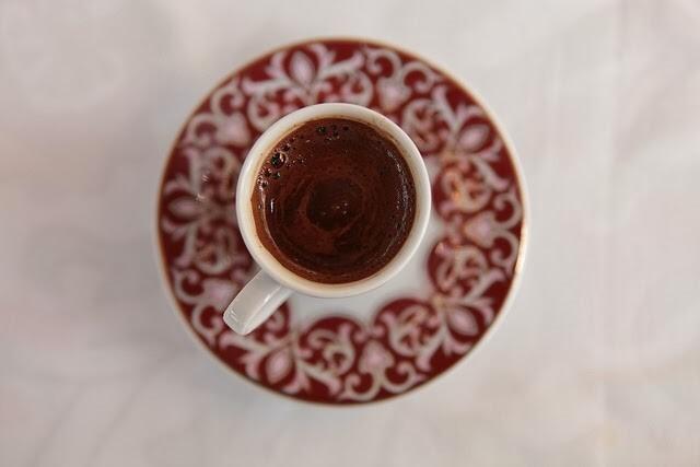 cách pha cà phê ngon, Bí Quyết Pha Cà Phê Theo Phong Cách Thổ Nhĩ Kỳ