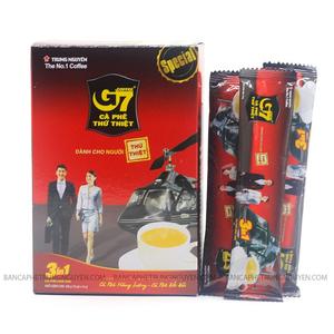 Cà phê Trung Nguyên G7 3in1 18 gói