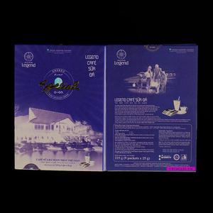 Cà Phê Sữa Đá Hòa Tan Trung Nguyên Legend Hộp 9 Gói