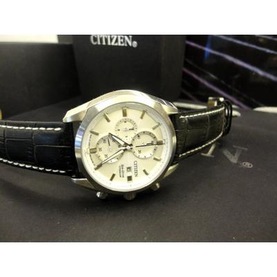Đồng hồ nam Citizen Chronograph titanium CA0020-05A