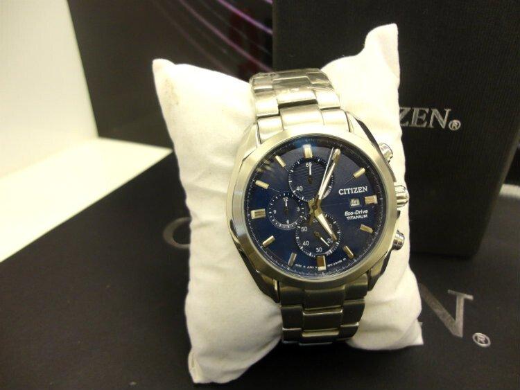 Đồng hồ nam nhật bản Citizen Chronograph CA0021-53L