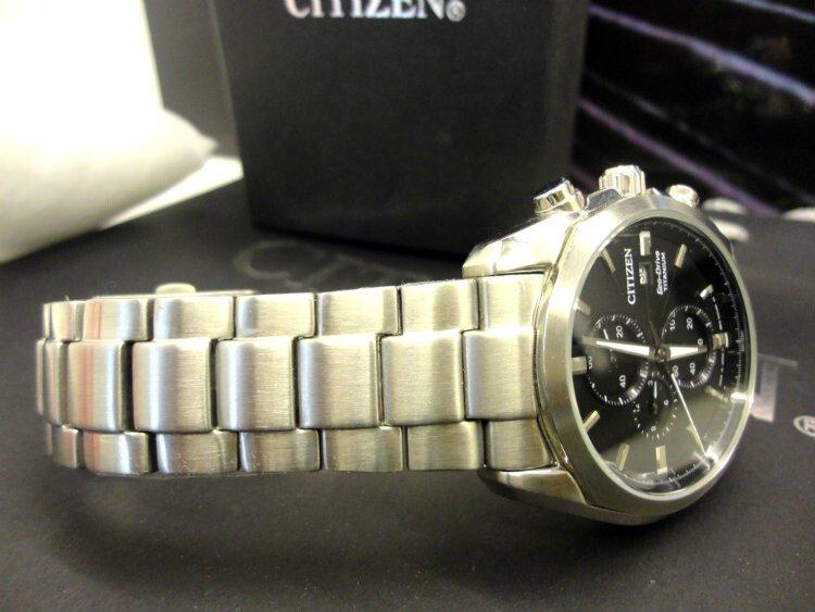 Đồng hồ nam nhật bản Citizen Chronograph CA0021-53E