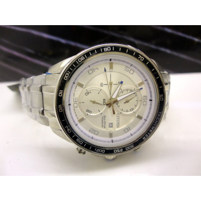 Đồng hồ nam nhật bản Citizen Chronograph CA0341-52a