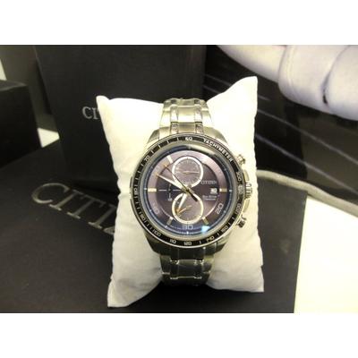 Đồng hồ nam nhật bản Citizen Titanium CA0346-59L
