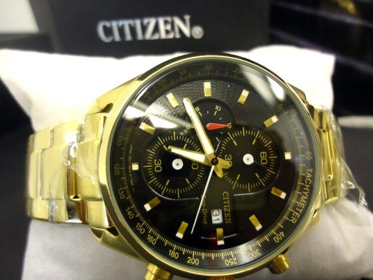 Đồng hồ nam Citizen Chronograph CA0360-58EG