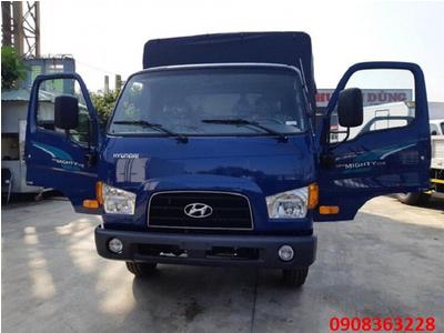 Xe tải HYUNDAI MIGHTY 75S 3,5T Thùng Mui Bạt