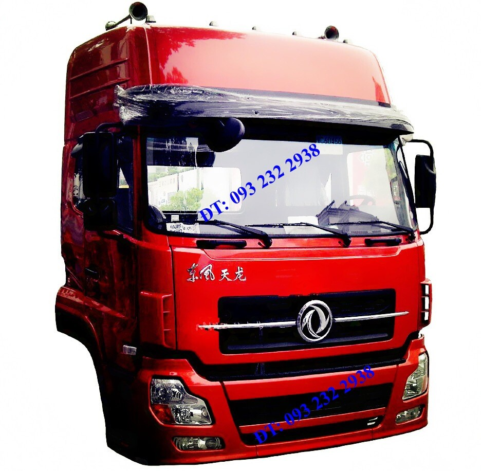 Bán CABIN xe DONGFENG DONGPHONG các loại model Tải thùng, đầu kéo, xe ben, xe trộn bê tông......