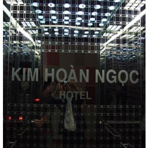 Vách sau Cabin : Inox Hoa Văn có tên K/S Kim Hoàn Ngọc