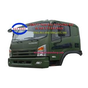 Cabin xe tải xe ben Trường Giang
