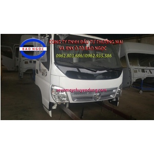 Cabin xe thaco Trường Hải