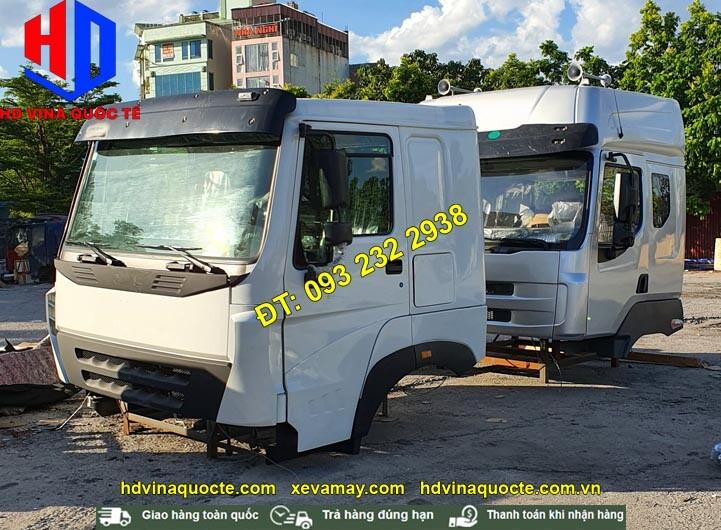 Địa chỉ công ty bán cabin xe tải uy tín giá tốt tại Hà Nội