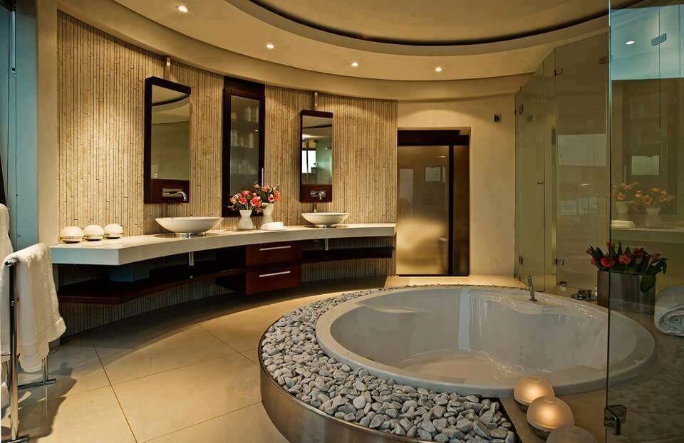 Cabin vách tắm kính