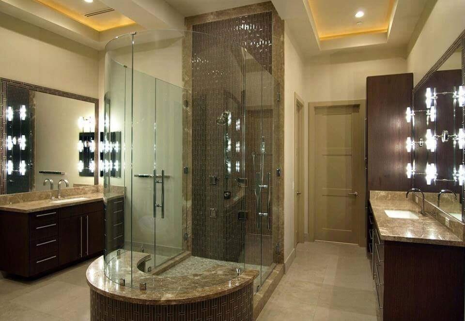 Cabin vách tắm kính đẹp