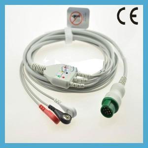 Cable điện tim dùng cho dòng máy Fukuda