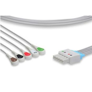Cable ECG dùng cho máy Fukuda FX series