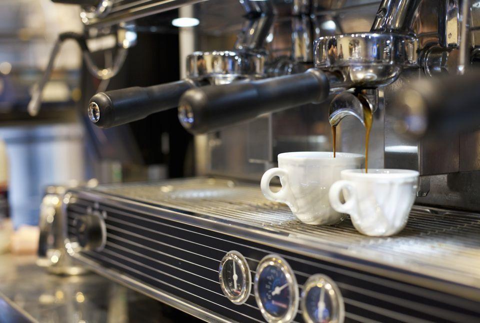 Các loại tách uống espresso