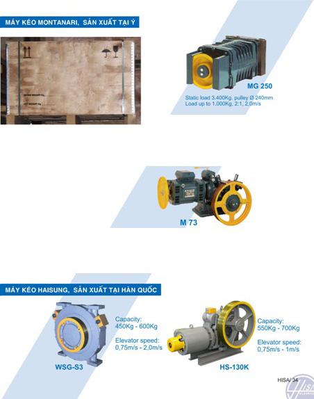 Các loại máy kéo (Loại 2)