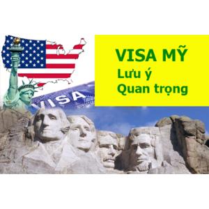 Các loại visa Mỹ cần phải biết để lựa chọn làm hồ sơ