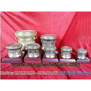 Các mẫu trống đồng quà tặng, trống đồng thuận thiên