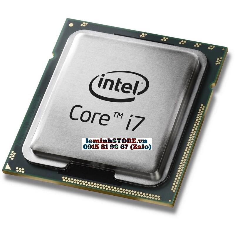 CPU laptop cũ để chơi Game