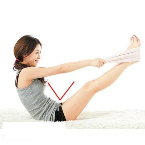 cách giảm mỡ bụng tại nhà