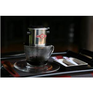 Cách pha một ly cà phê Việt Nam