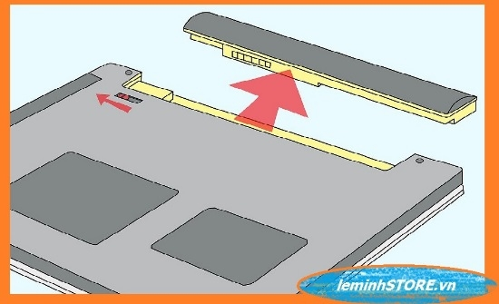 cách xử lý laptop bị vô nước