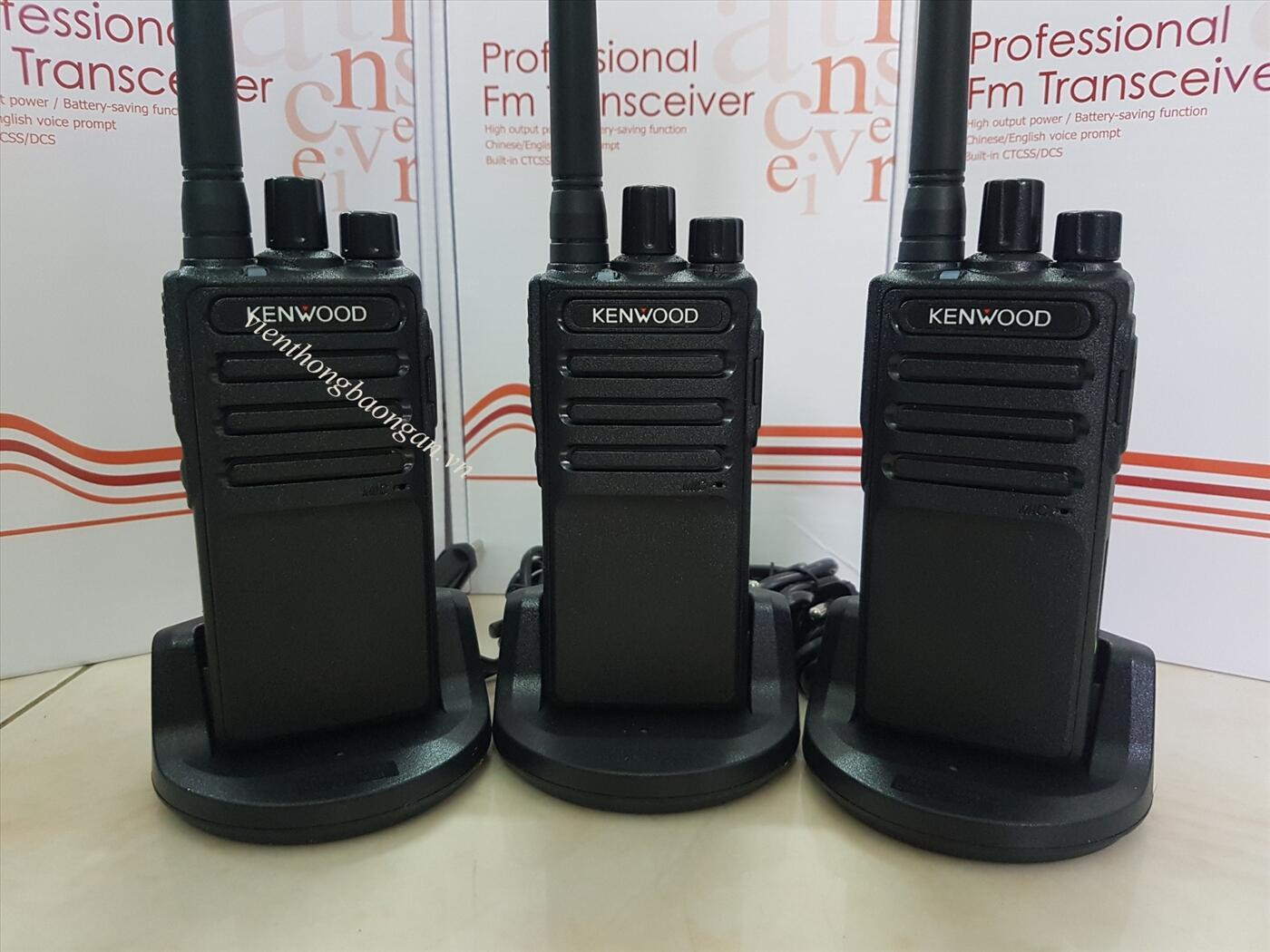 Bộ đàm Kenwood TK3390