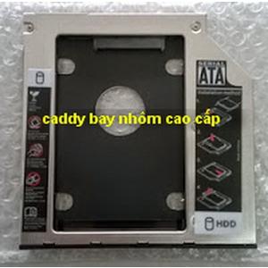 caddy bay 12.7mm loại nhôm cao cấp