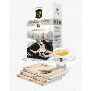 Cà phê hòa tan G7 - Cappuccino hương Hazelnut