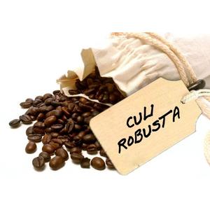 Cafe hạt Culi Robusta