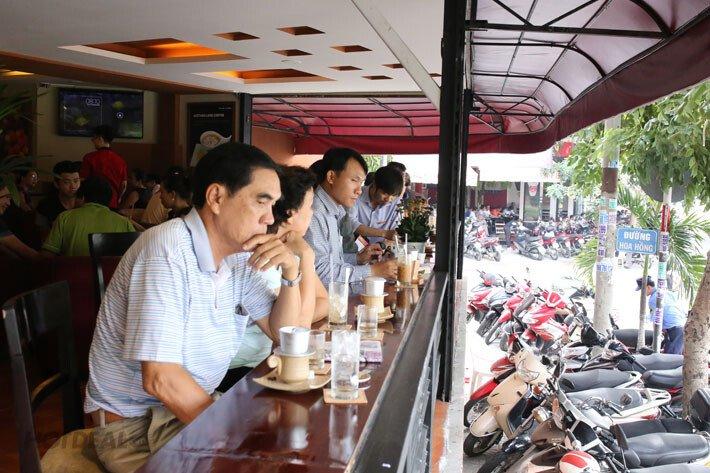 Uống cafe ngon Trung Nguyên ở đâu