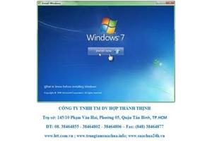 Cài đặt hệ điều hành Window Server,linux...