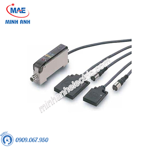 Cảm biến điện dung - Model E2J loại dẹp khuyết đại rời