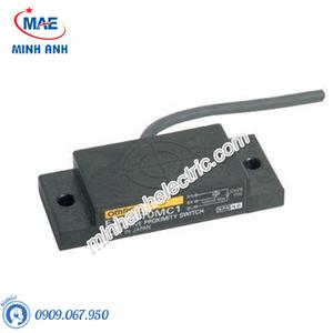 Cảm biến điện dung - Model E2K-F hình khối dẹp 10mm