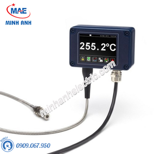 Cảm biến nhiệt độ hồng ngoại CALEX FIBREMINI FM2.2-751-HT-CRT-3M
