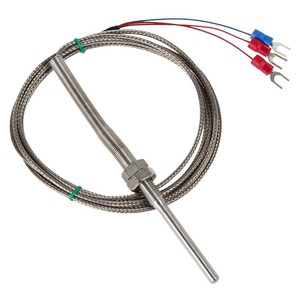 Cảm Biến Nhiệt Độ - Model Đầu dò 3 dây PT100