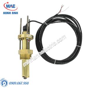 Cảm biến vận tốc nước, loại cơ, chất liệu Brass - Model PFT
