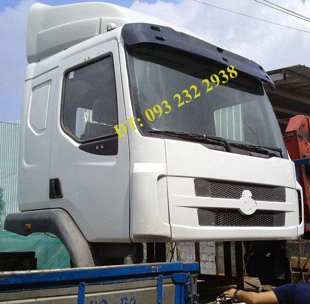 Bán cabin xe CHENGLONG DONGFENG HAIAU, xe tải thùng, đầu kéo, xe ben, trộn bê tông ...