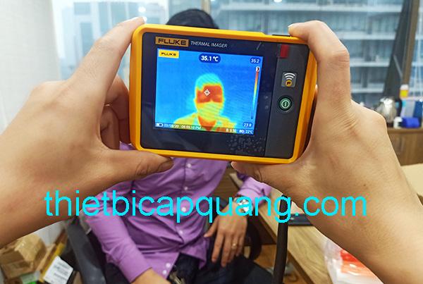 Camera chụp ảnh nhiệt Fluke PTi120 chính hãng