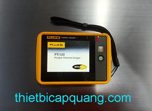 Camera đo nhiệt FLUKE PTi120 chính hãng