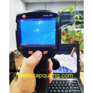 Camera đo nhiệt Testo 868