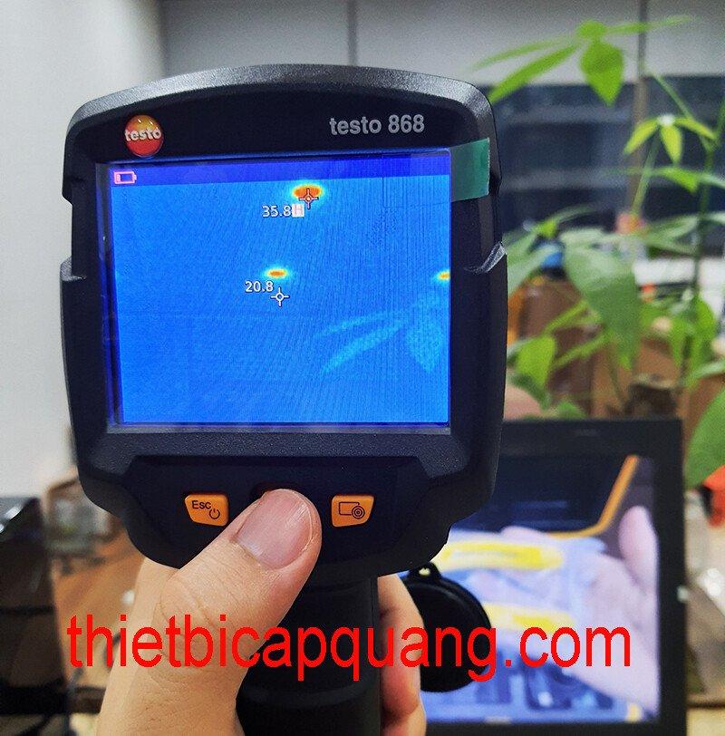 Camera đo nhiệt Testo tốt như thế nào