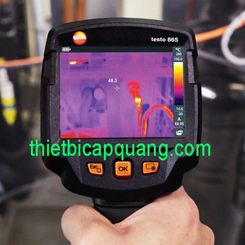 Camera đo thân nhiệt TESTO 865 xuất xứ Đức