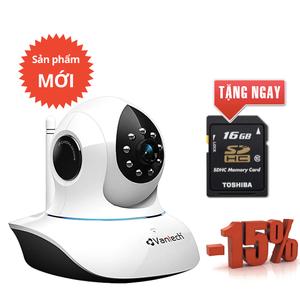 Camera HD không dây quay quét Vantech VT-6300A