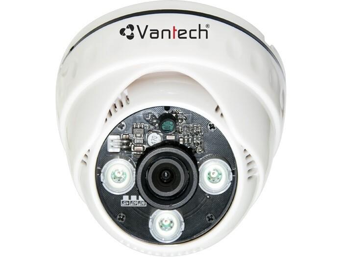 Camera HDTVI VANTECH VP-115TVI