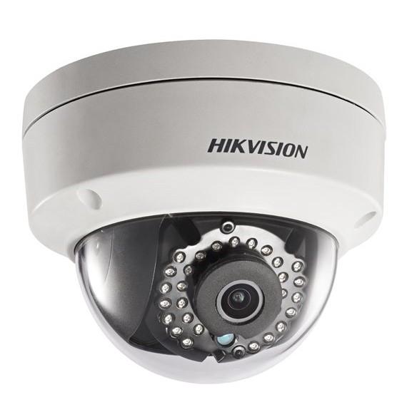 Camera IP Bán cầu hồng ngoại DS-2CD2110F-I