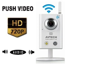 Camera IP WIFI AVTECH AVN813ZA
